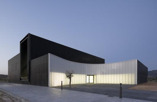 Centro de Visitantes Ascó / [ARQUITECTURIA] Josep Camps + Olga Felip © Pedro Pegenaute