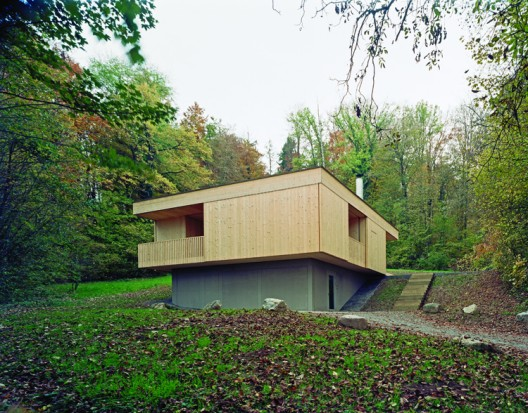 trublerh tte rossetti wyss architekten archdaily. Black Bedroom Furniture Sets. Home Design Ideas