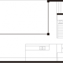 Ross Street / BE Architecture Floor Plan