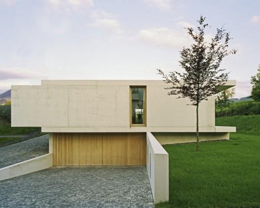 house at zimmerberg bottom rossetti wyss architekten archdaily. Black Bedroom Furniture Sets. Home Design Ideas