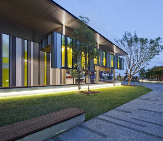 Flinders street revitalisation cox rayner architects for Cox architecture