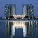 CTBUH Names Best Tall Buildings for 2013 Winner: Sowwah Square, Abu Dhabi, UAE / Goettsch Partners © Mubadala Real Estate & Infrastructure