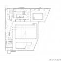 The Cliff / Mangor & Nagel Ground Floor Plan