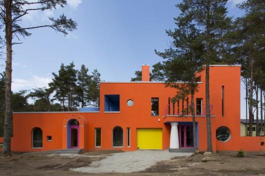The Elephant House (Villa Kristi) / Vilen Künnapu © Arne Maasik