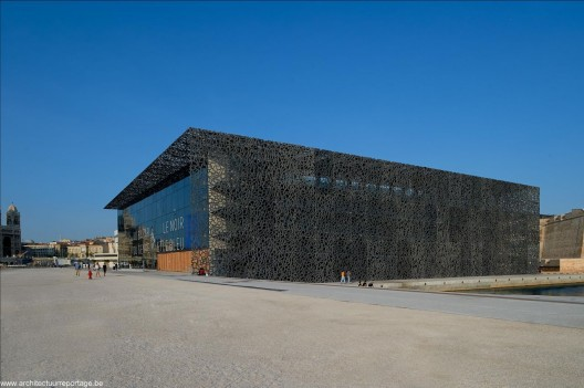 Connections skin of architecture web - Mucem marseille rudy ricciotti ...