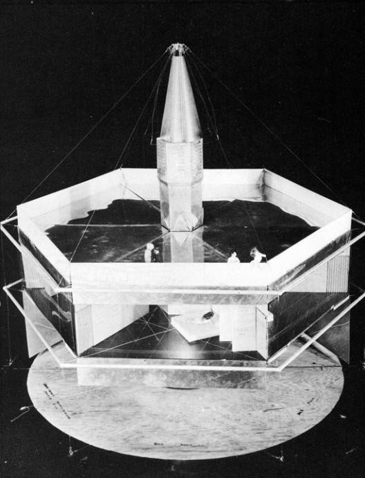 Ad Classics The Dymaxion House Buckminster Fuller