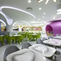 Lotte Amoje, Food Capital / Karim Rashid © Lee Gyeon Bae