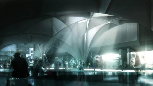 Sức mạnh vô địch của diễn họa kiến trúc trong gian lận ánh sáng