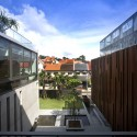 The Courtyard House / AR43 Architects © Albert KS Lim