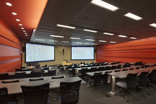 Classroom Lighting Design ~ North carolina a t state university the freelon group