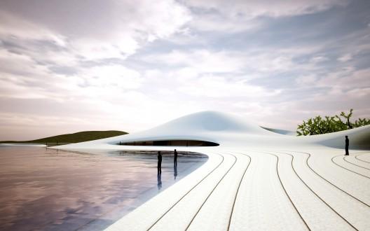 طراحی موزه هنر در چین