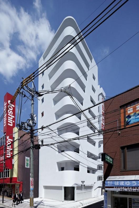 طراحی پله ای،برج پله ای