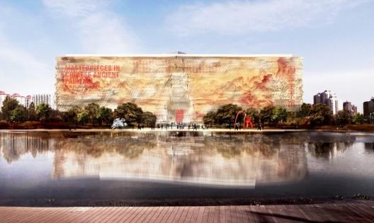 طراحی موزه،ژان نوول