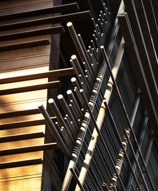 بازی با خط در معماری