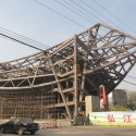 In Progress: Zhang ZhiDong And Modern Industrial Museum / Studio Daniel Libeskind © Studio Daniel Libeskind
