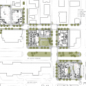 West Campus Student Housing / Mahlum Architects Site Plan