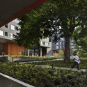West Campus Student Housing / Mahlum Architects © Benjamin Benschneider