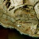 Museo del Desierto de Atacama, Monumento Ruinas De Huanchaca / Coz, Polidura y Volante Arquitectos Situación