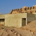 Museo del Desierto de Atacama, Monumento Ruinas De Huanchaca / Coz, Polidura y Volante Arquitectos © CPVARQ