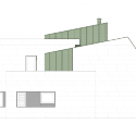 Casa en San Prudencio Norte / Patxi Cortazar West Elevation