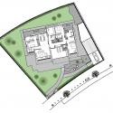 Casa en San Prudencio Norte / Patxi Cortazar Site Plan