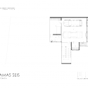 Casa Palmas Seis / POMC arquitecto Basement Floor Plan