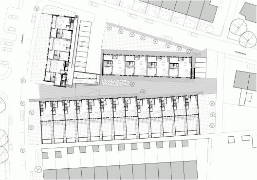 30 senior housing bastiaan jongerius architecten for Senior house plans