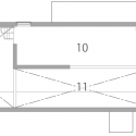 Dogsalon / Naoko Horibe Loft Floor Plan