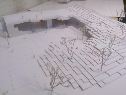 طراحی مرکز فرهنگی و هنری،طراحی فضای فرهنگی