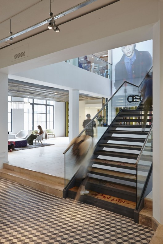 London Asos Headquarters Moreysmith Archdaily