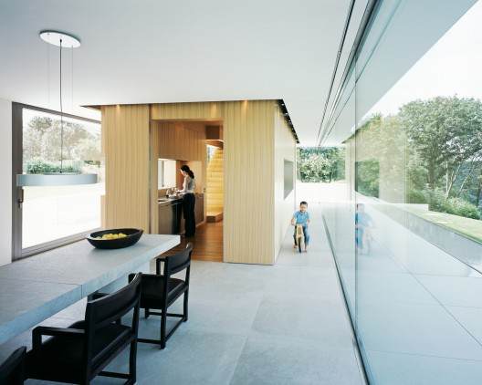 House p philipp architekten archdaily - Philipp architekten ...