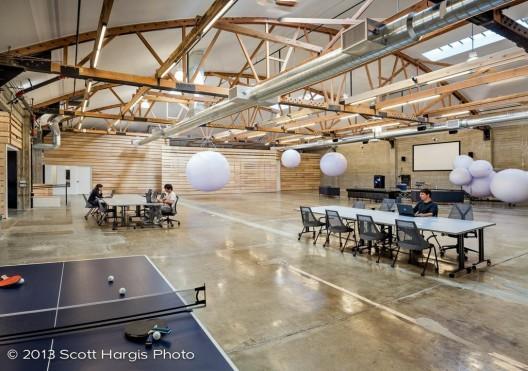 Wordpress automattic space baran studio architecture for The space studio architects
