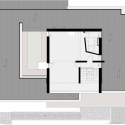 A.B. House / Andreescu & Gaivoronschi First Floor Plan