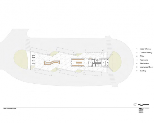 Tahoe city transit center wrns studio archdaily for Trademark quality homes floor plans