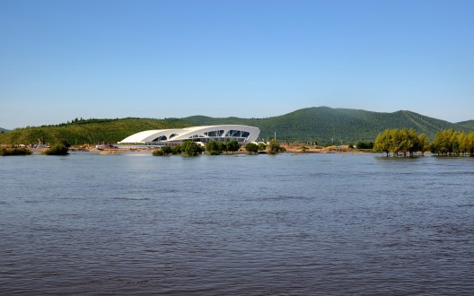 Da Hinggan Ling China  City pictures : Daxinganling Culture and Sports Center / Had Architects Collector by ...