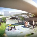 Magok Central Plaza Winning Proposal / Wooridongin Architects Courtesy of Wooridongin Architects