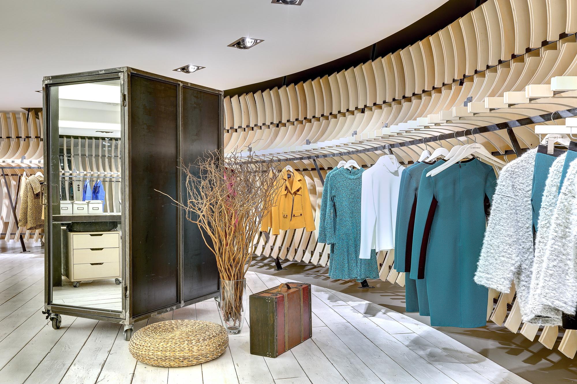 Retail Design Shop Design Fashion Store Interior
