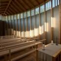 AD Classics: Saint Benedict Chapel / Peter Zumthor © Felipe Camus
