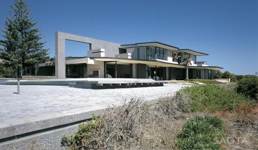 معماری ویلای زیبا