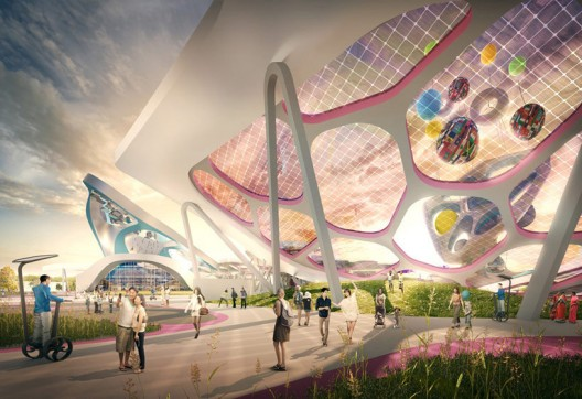 Top firms compete to design kazakhstan s world expo in for Top architecture firms in the world