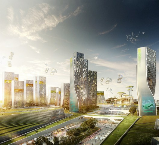 Top firms compete to design kazakhstan s world expo in for Architecture firms in netherlands