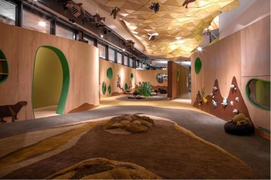 طراحی موزه کودکان،طراحی موزه
