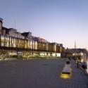 Fish market in Bergen / Eder Biesel Arkitekter © Norbert Miguletz