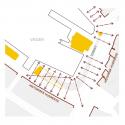Fish market in Bergen / Eder Biesel Arkitekter Diagram