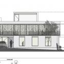Casa Ibiray / Oreggioni Prieto Elevation