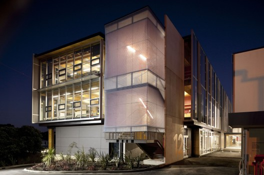 Te ara hihiko athfield architects arquitectura for G architecture massy