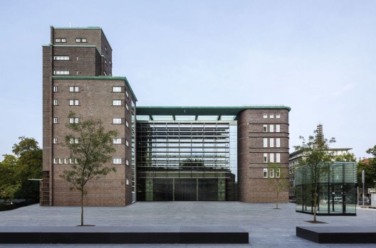 Hans Sachs Haus Conversion gmp Architekten