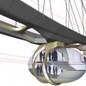 طراحی بزرگترین چرخ و فلک دنیا