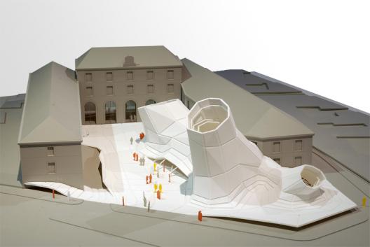 مدل بنای FRAC
