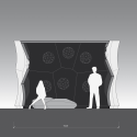 HygroSkin-Meteorosensitive Pavilion / Achim Menges Architect in collaboration with Oliver David Krieg and Steffen Reichert Section